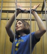 RUSSIA-WOMEN-RELIGION-TRIAL